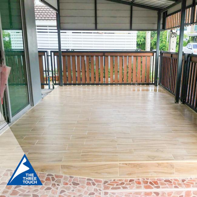 พาไปดูรีวิวกระเบื้องลายไม้ขนาด 15x60 เพิ่มความสวยงามให้บ้านได้ยังไงบ้าง